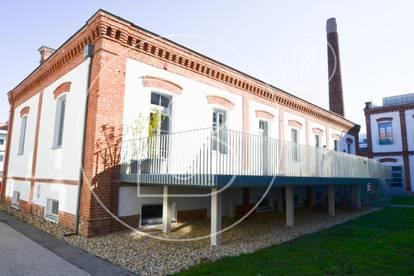 Wohnen mit besonderem Flair - Loftwohnung mit Terrasse