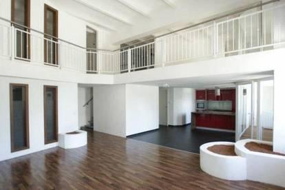 Top Preis! Großzügige moderne 2 Zimmer Maisonettewohnung bzw Loft mitten in Hallein
