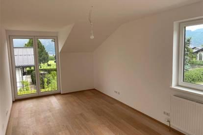 Wohntraum am Traunsee! Neu sanierte 3 Zimmer Dachgeschoßwohnung mit Seeblick in Traunkirchen