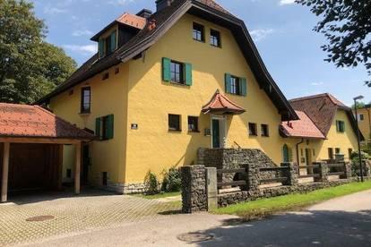 top Lage! charmante großzügige 5 Zimmer Wohnung mit Terrasse und Garten in Aigen