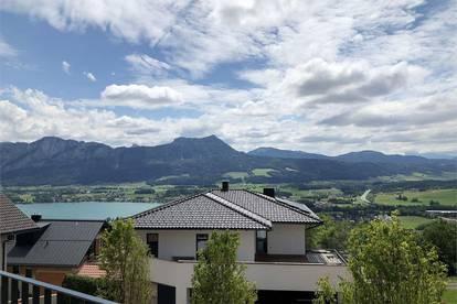 Erstbezug!Sonniges Einfamilienhaus mit fantastischen Ausblick Mondsee