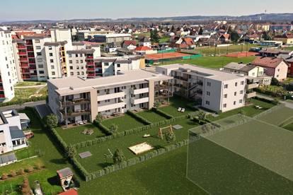 Wunderschöne Gartenwohnung B01 im Zentrum von Traun - ideale Anlagewohnung!
