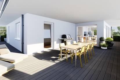 Penthouse in Grünlage mit Weitblick