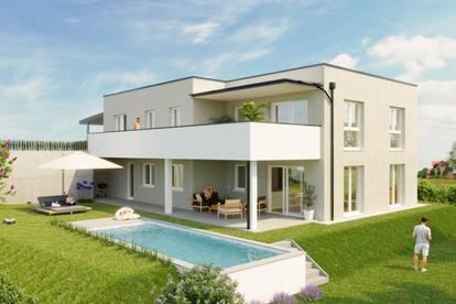 Verkaufsstart - Wohnen im Zweifamilienhaus, denn Eigenheim macht glücklich, großer Garten