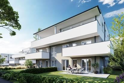 Penthouse mit Weitblick in Grünlage!