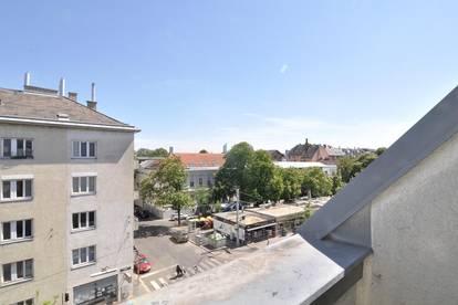 Single-Apartment in NUSSDORF! DG mit kleiner TERRASSE!