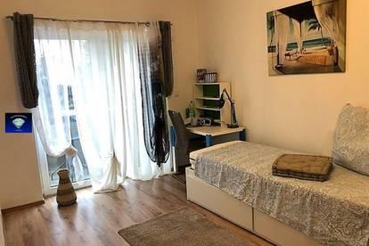 Schöne, neuwertige Ferien-Wohnung mit großer Terrasse, See Nähe - 001058