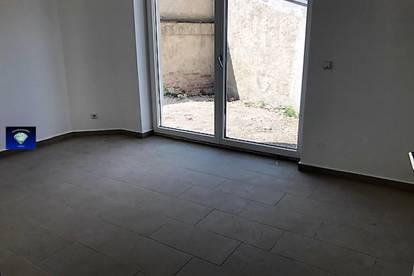 Erstbezug: Wohnung mit kleinem Garten - 013013