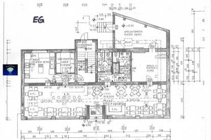 Wohnhaus mit vier Wohnungen und einer Gaststätte - 012922