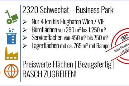 2320 Schwechat, Business Park Flughfen Nähe - Direkt an der A4