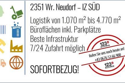 2351 Wr. Neudorf - IZ Süd Der ideale Standort für Ihr Gewerbe