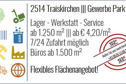 2514 Traiskirchen Gewerbe Park Süd