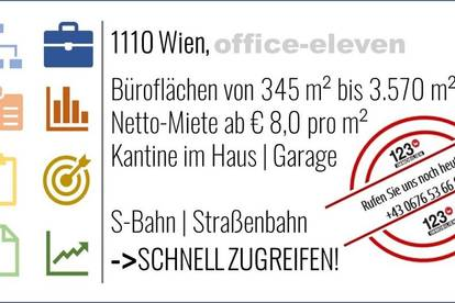 1110 Wien - office eleven Die günstige Alternative!