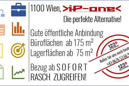 1100 Wien, IP.one Büro.Service.Lager