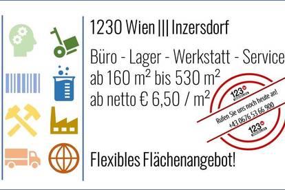 1230 Wien, Industriezentrum Büro-und Lagerflächen