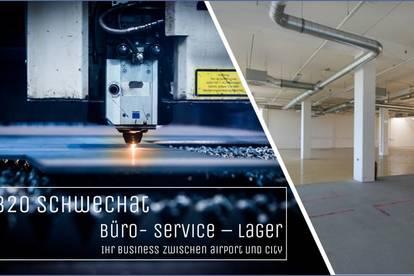 2320 Schwechat ||| Business Park Büro - Lager - Service - Schauraum  ||| SOFORTBEZUG ||| MIETE |||