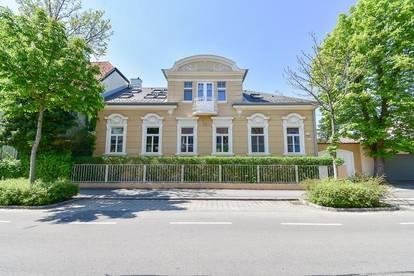 Baden - modernst ausgestattete Jahrhundertvilla