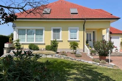 Mittelburgenland - wunderschönes Einfamilienhaus mit knapp 2.000m² gepflegten Garten in Deutschkreutz