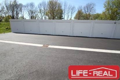 Einzelgarage mit guter Verkehrsanbindung