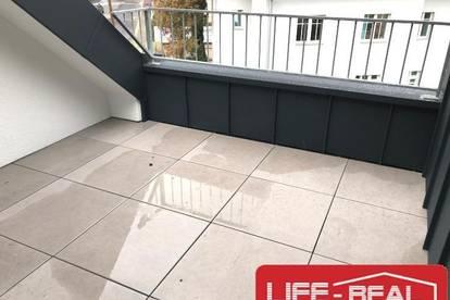 Froschberg - Dachgeschoßwohnung mit Loggia - jetzt mit VIDEOBESICHTIGUNG