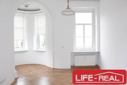 exquisite Mietwohnung im Zentrum von Linz - Jetzt mit VIDEOBESICHTIGUNG auf www.life-real.at