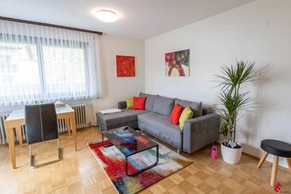 top 2-Zi.-Wohnung mit Balkon