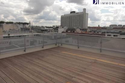 Dachterrassenwohnung in Bestlage Nähe Botschaftsviertel.