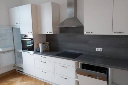 Gepflegte 2-Zimmer-Altbauwohnung mit Küchenblock in Bruck/Mur !