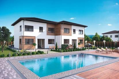 Neubau Doppelhaushälfte bei Kainbach nahe Graz !