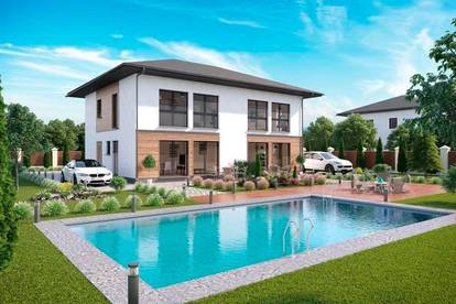 Neubau Doppelhaushälfte bei Kainbach nahe Graz zu kaufen !