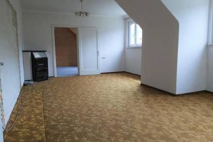 Renovierungsbedürftige 3-Zimmer-Wohnung in Kapfenberg-Redfeld !