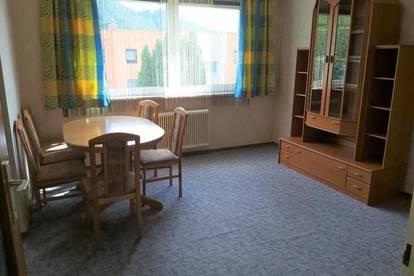 Möblierte Single-Wohnung in Kindberg zu mieten !