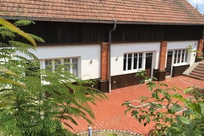 Gartenparadies mit renoviertem Vierkanthof