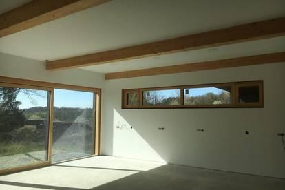 Modernes Wohnhaus zum Fertigstellen