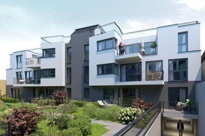 Exklusive 117m² Dachgeschosswohnung in Kritzendorf, 4 Zimmer + 84m² Dachgarten, PROVISIONSFREI