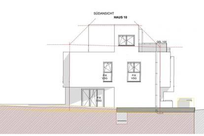 121 m² Doppelhaushälfte in Grünruhelage mit traumhafter Fernsicht, Eigengarten, 5 Zimmer + vollunterkellert, Dachterrasse, Abstellplatz