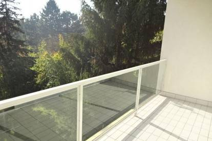 Hell, Grünruhelage + Gartenmitbenützung, 4 Zimmer + Loggia, ca. 100m², sehr gute Lage!
