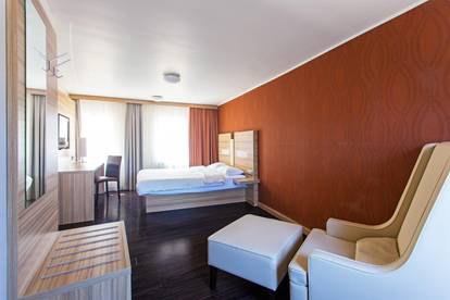 Möbliertes 1-Zimmer-Apartment