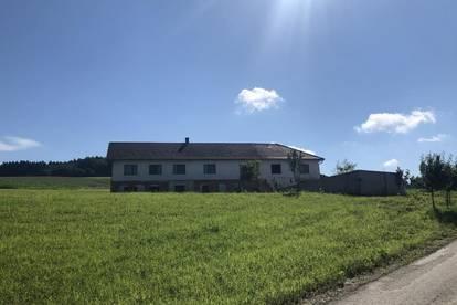 Landhaus - ehemaliger Vierkanthof - Fernsicht