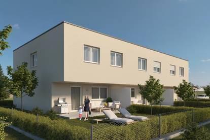 ERSTBEZUG - Moderne Reihenhäuser in Loosdorf mit Freiflächen!