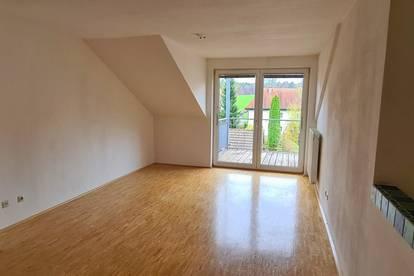 Ortszentrum Seekirchen: Geförderte 3 Zimmer Mietwohnung mit Balkon!