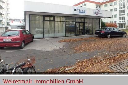 Moderne Geschäfts-/Büroflächen in Bestlage