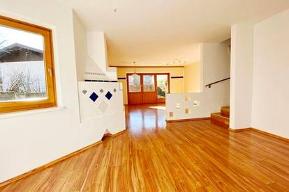 Ankommen - Heimkommen - Wohlfühlen! Doppelhaushälfte in Stuhlfelden