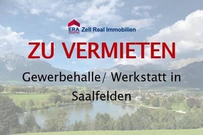 Gewerbehalle/ Werkstatt in Saalfelden