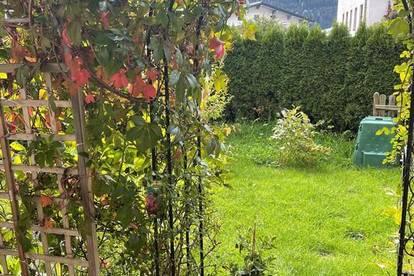 Sonnige Gartenwohnung in Piesendorf