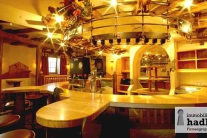 Gemütlich eingerichtete Kellerbar in Bruck a. d. Glstr. zu verpachten!