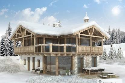 Exklusive Ferienchalets in ruhiger Panoramalage zu verkaufen - Zweitwohnsitzwidmung - Direkteinstieg in das Kitzbühler Skigebiet!