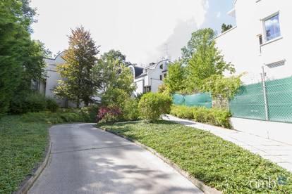 Luxus-Appartement im Grünen