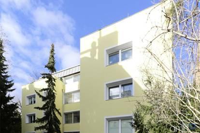 Ruhige Wohnung mit Grünblick, Nähe U4