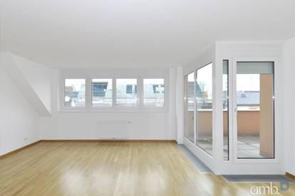 Terrassen Appartement